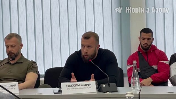 Максим Жорін