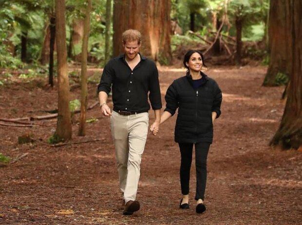 Принц Гарри и Меган Маркл, фото Инстаграм