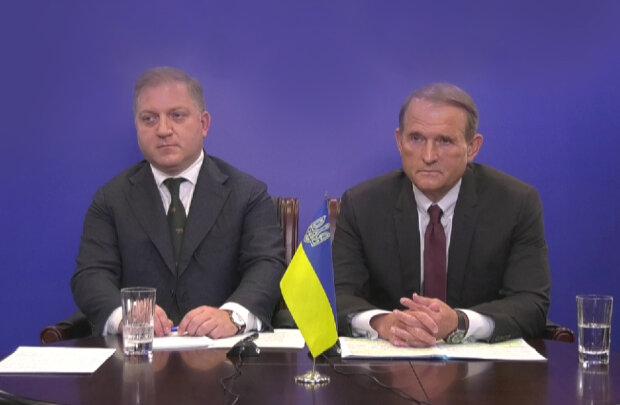 Медведчук и Волошин приняли участие в международном мероприятии, посвященном совместным действиям стран в период пандемии