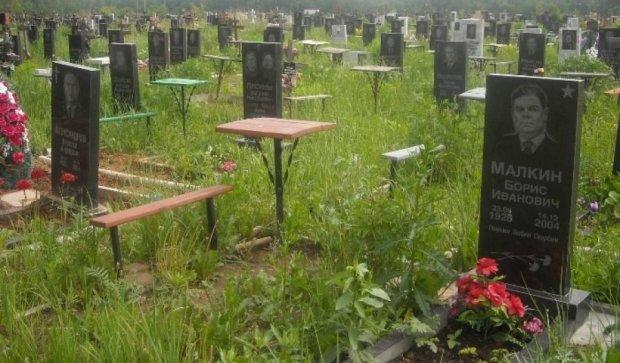 Под Киевом появилась банда грабителей могил
