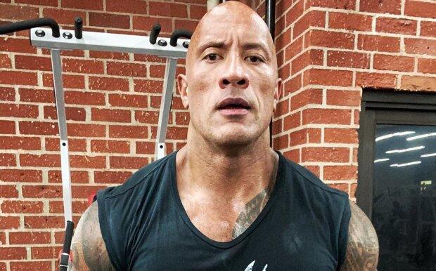 """""""Скеля"""" Джонсон показав міць поза бойовиків і вирвав ворота власного будинку: """"зробив те ,що повинен був"""""""