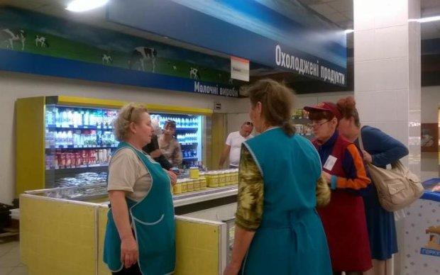 """У кримському супермаркеті натрапили на """"зраду"""" для окупантів"""