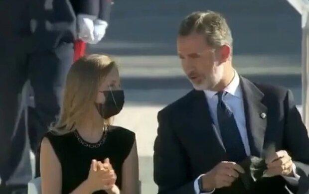 Король Іспанії, фото Instagram