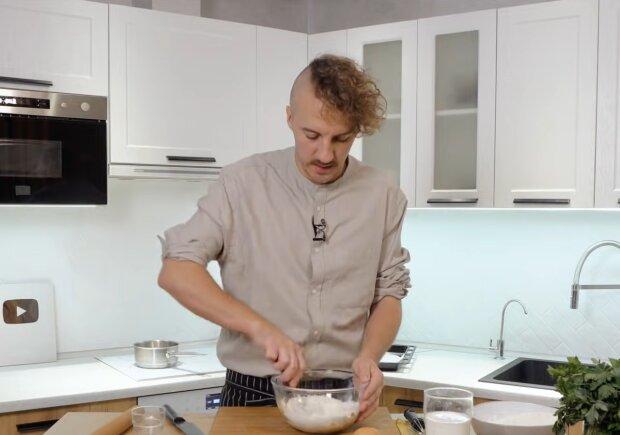 Печенье от Евгения Клопотенко, скриншот с видео