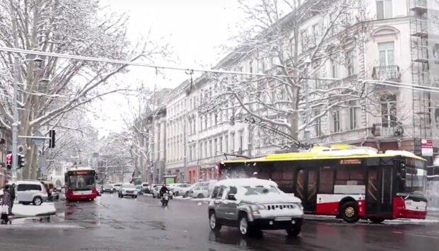 Одесса, изображение иллюстративное, кадр из видео: YouTube