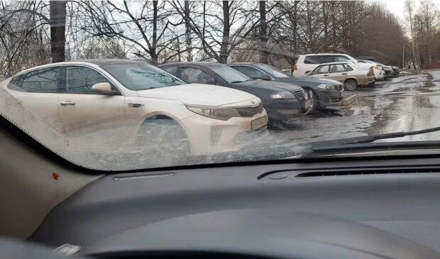 Парковка, фото: youtube
