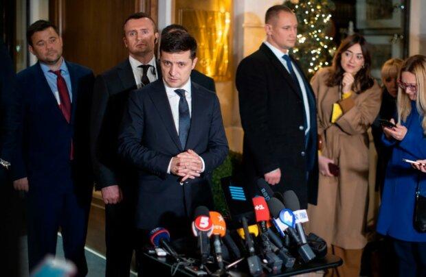 Володимир Зеленський, фото: BBC