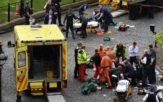 Полиция опубликовала фото организатора теракта в Лондоне