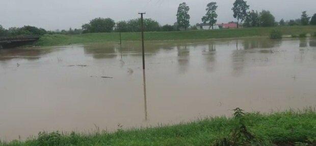 На Львівщину насувається друга хвиля повені