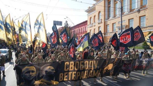 Марш нации в Киеве