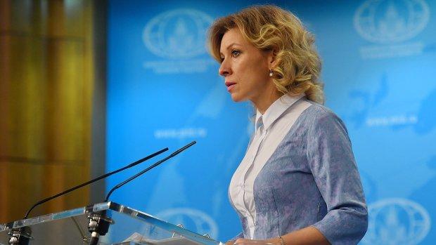 Мерзенні провокації в Азовському морі: Захарова знову нічого не зрозуміла