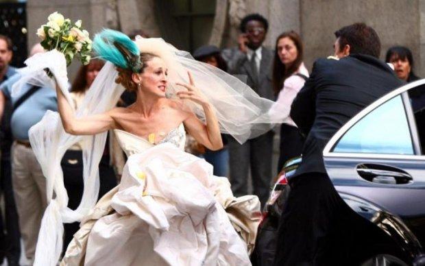 Мрія кожної нареченої: де придбати весільну сукню, як Керрі Бредшоу