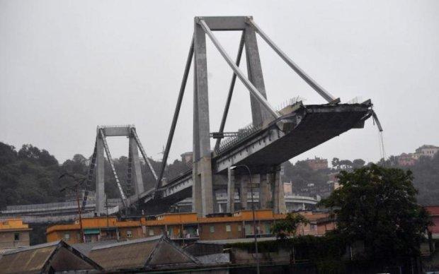 Обвал мосту в Італії: названо причини трагедії