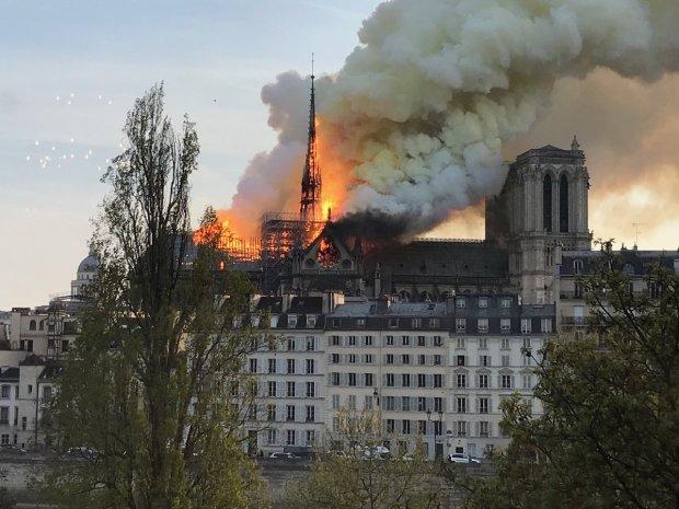 Названо вартість відновлення Нотр-Даму після пожежі: непідйомні гроші для Франції