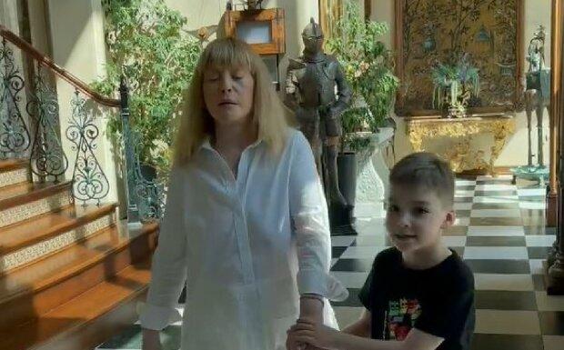 Пугачева с сыном Гарри, скриншот: Instagram