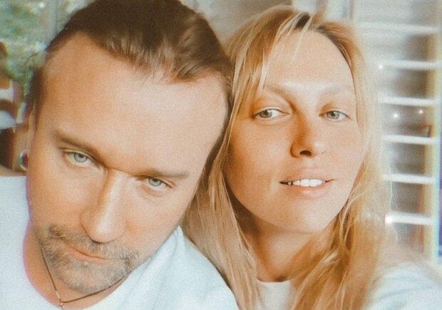 Олег Винник и Оля Полякова, фото с Instagram