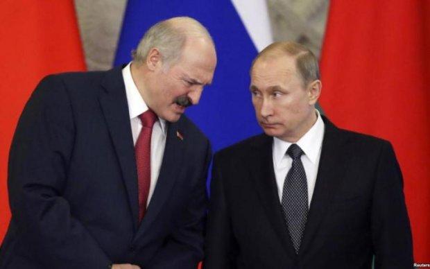 Путін готується приватизувати Білорусь