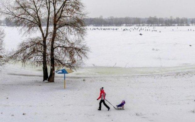 Погода меняет курс: когда в Украине потеплеет