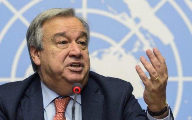 Ми безпорадні: генсек ООН нажахав світ заявою про війну