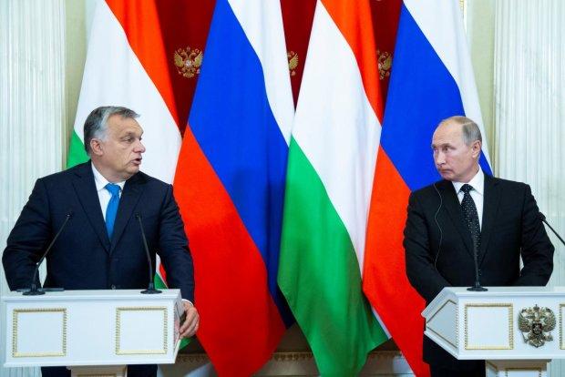 Закарпатье отойдет Путину, а венгерские паспорта помогут в этом