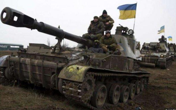 Украинские воины показали оккупантам, кто на Донбассе хозяин