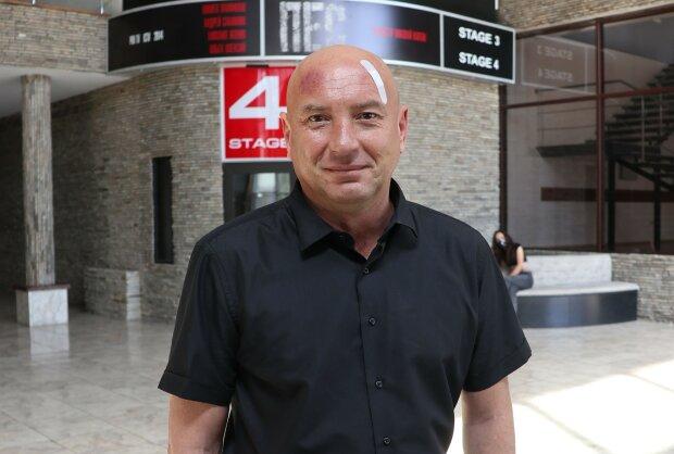 Актор Михайло Жонін, фото: Знай.ua