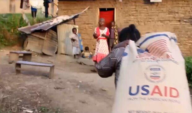Голодающие страны, скриншот: YouTube