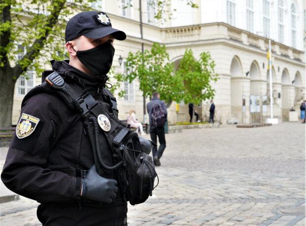 Поліція Львівщини, фото: Галич-Інфо