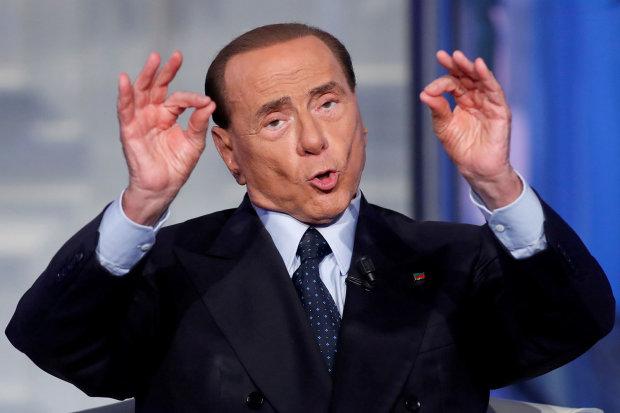 Берлусконі терміново госпіталізували після нападу: перші подробиці