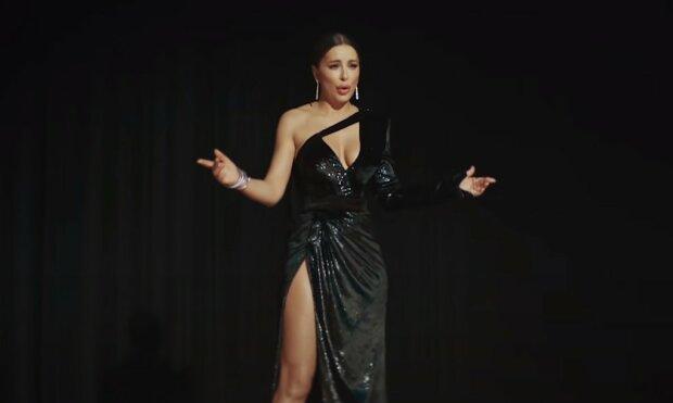 Ани Лорак, скриншот из видео