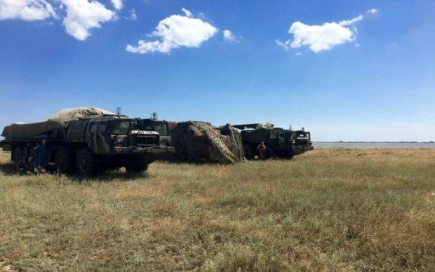 Українські зброярі показали випробування надпотужної ракети