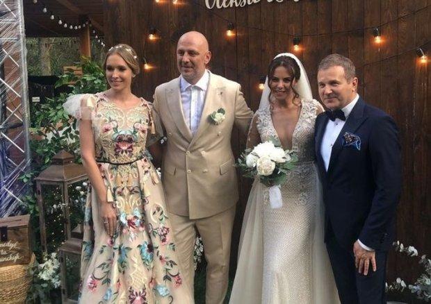 """У Насті Каменських на весіллі """"вкрали"""" найважливіше: не встигли роздивитися обличчя"""