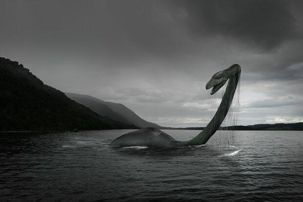 Лохнеське чудовисько, фото - New York Post