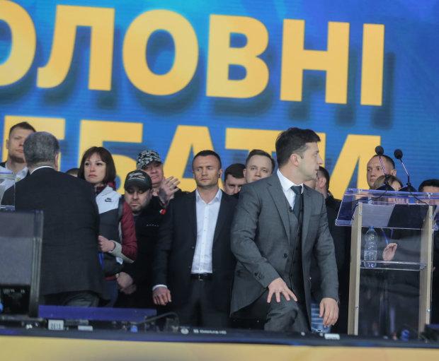 Зеленский vs Порошенко: сухая статистика, судить вам