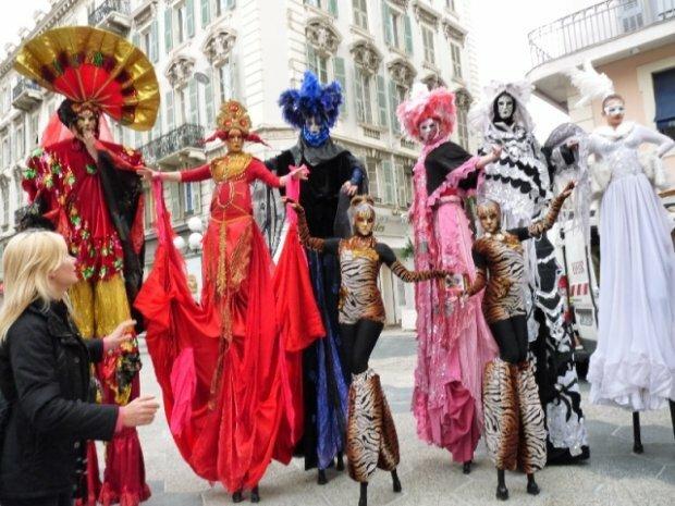 Львів перетворився на Ріо-де-Жанейро: чим здивував театральний фестиваль, яскраве відео