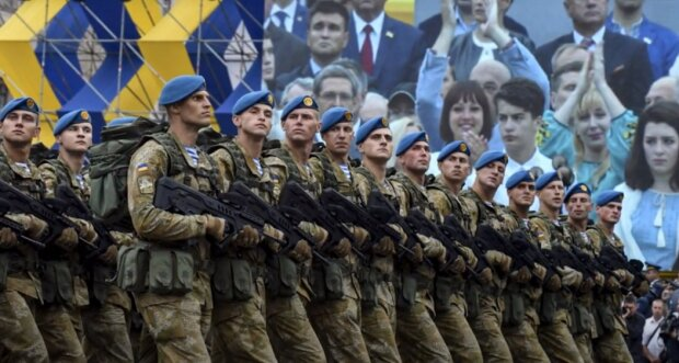 День збройних сил України 2020, скрін - YouTube