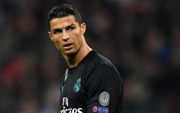 """Роналду сказал Реалу """"Прощай!"""""""