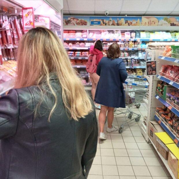 Супермаркет, фото Знай.юа