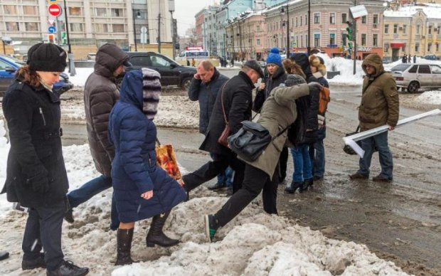 Стихія познущалась з москвичів: мережа в паніці