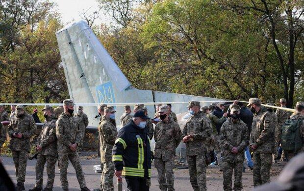 На месте крушения Ан-26, фото: Сергей Хрупов / EPA
