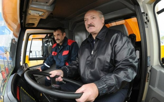Лукашенко обзавелся новым автомобилем