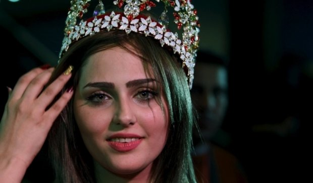 Впервые за 43 года выбрали Мисс Ирак