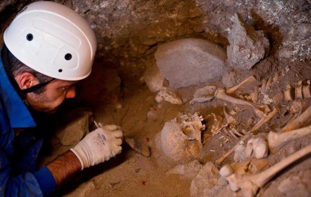 Вчені знайшли скелет стародавнього програміста