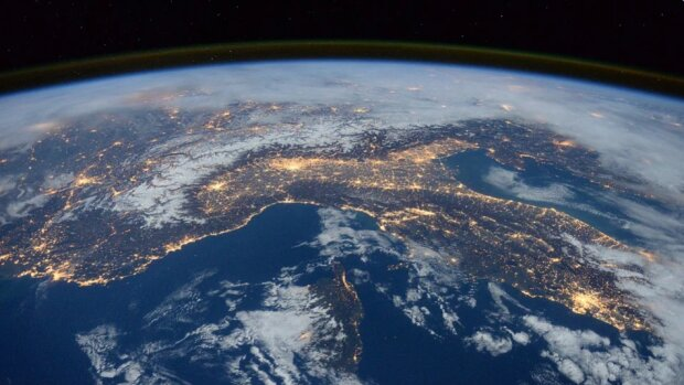 Планета Земля, фото Pixabay
