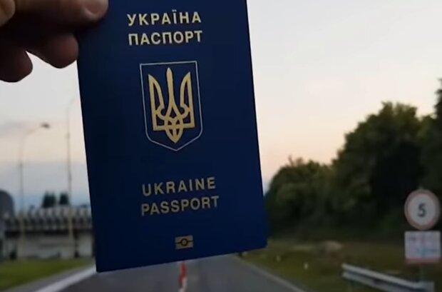 Безвізовий режим, фото: кадр з відео