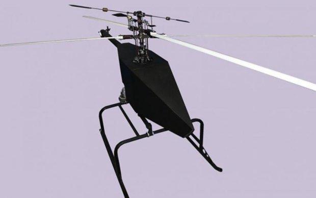 Інженери створили безпілотний бойовий гелікоптер
