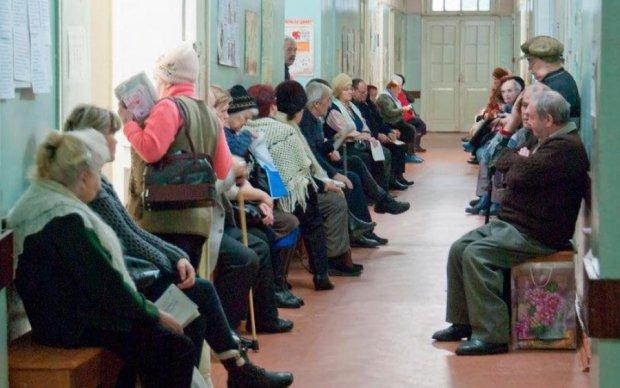 Жебрівський повідомив про спалах смертельної хвороби на Донбасі