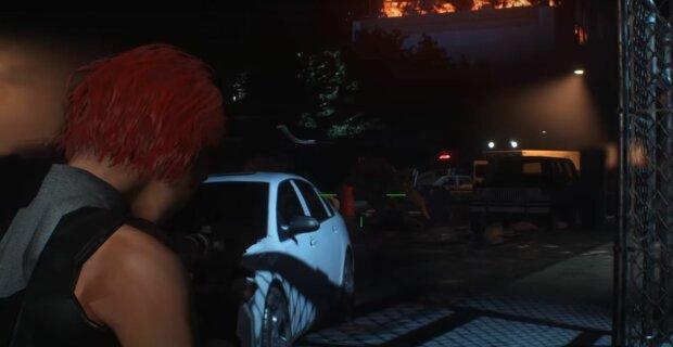 Resident Evil 3 // скриншот из игры