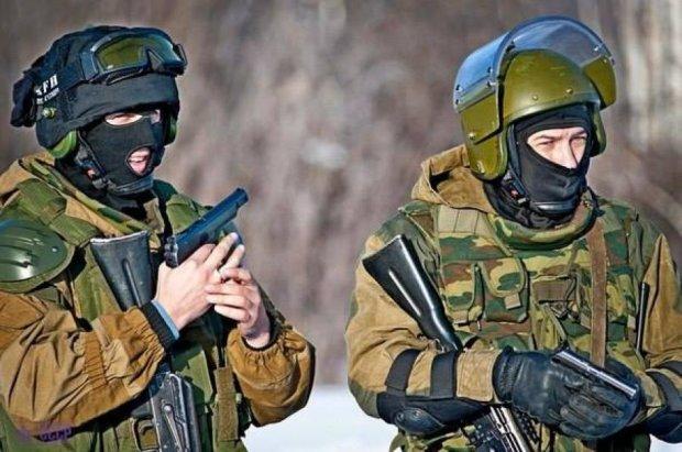 На схід України перекидаються вищі офіцери ГРУ та ФСБ Росії