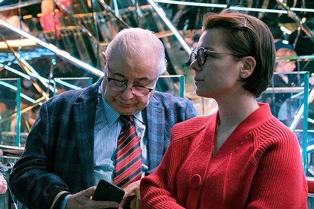 Євген Петросян і Тетяна Брухунова, фото: factsinter